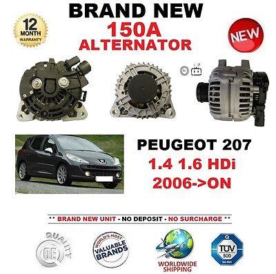 04G177 ALTERNATOR Regulator Peugeot 207 208 3008 308 I CC 407 1.4 1.6 2.0 HDi