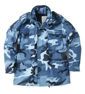Alpha Industries Coats - Alpha Industries Men's M65 Field Jacket Coat Midnight, US Made, M-65 Jacket