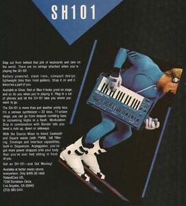 Sell me your Roland SH101!