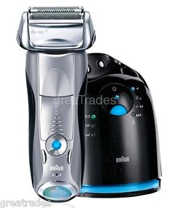 NEW Braun PULSONIC 790CC-4 SERIES 7 LCD Electric SHAVER/RAZOR