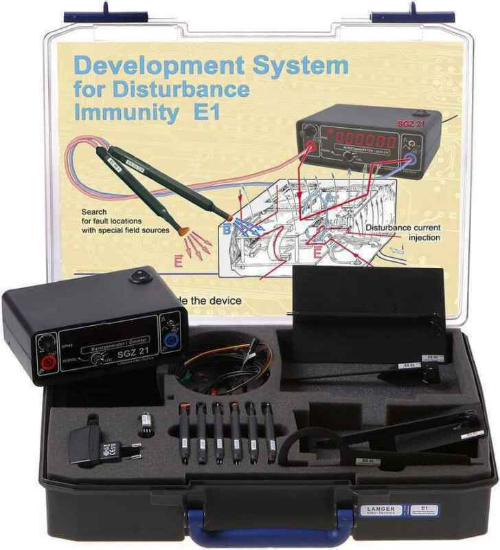 Langer EMV E1 Set - Immunity Development System (EMC Tools and Probes)