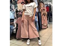 jeans culottes brand new!!!