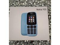 NOKIA 105 2017 BRAND NEW UNLOCKED