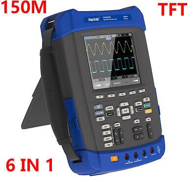 Hantek Dso8152e 6 In1 150mhz Oscilloscope Dmm Spectrum Analyzer Wave Generator