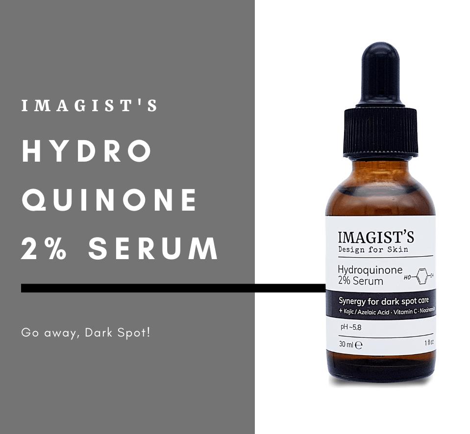 Hydroquinone 2% Facial Melasma Remover Tone Serum Azelaic Sa