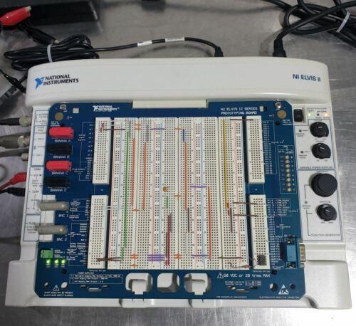 National Instruments NI ELVIS Engineering Lab