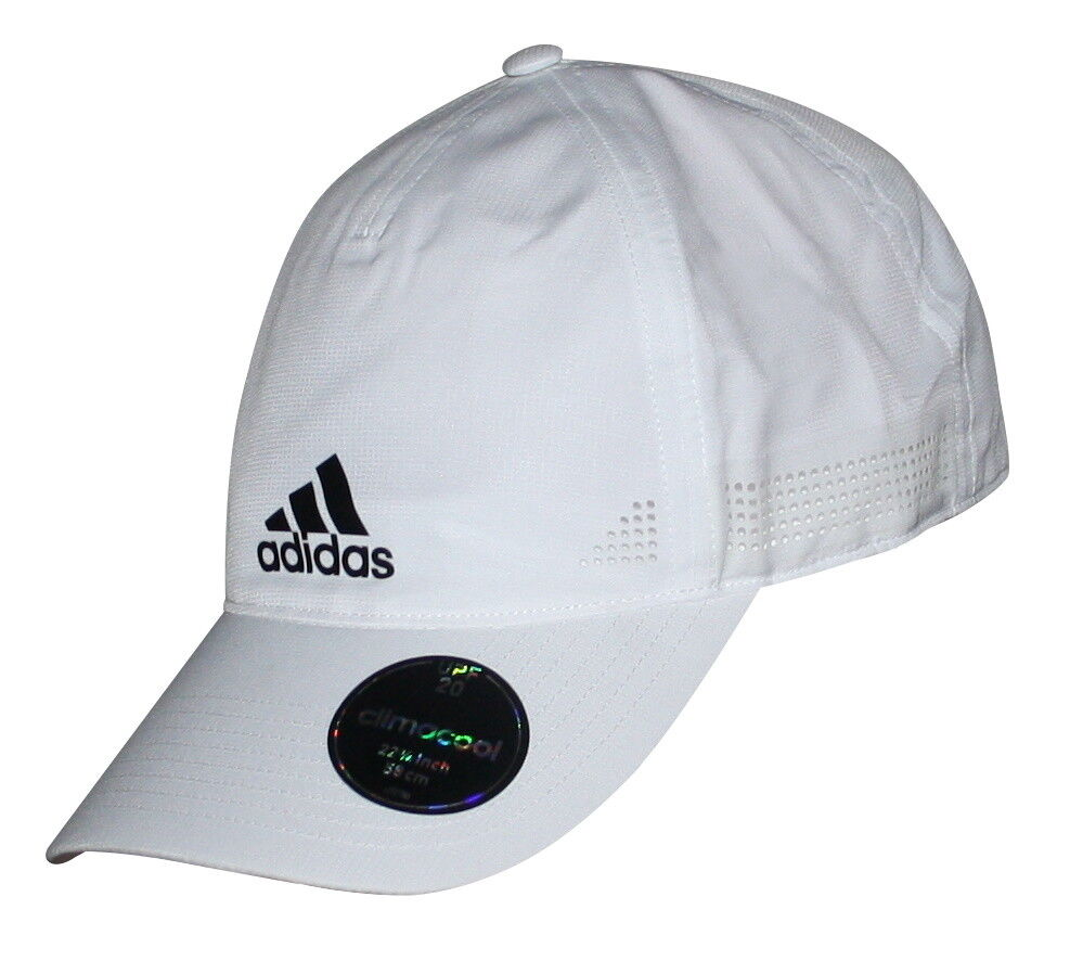 Adidas Climacool Cap Basecap Schirmmütze Kappe Tenniscap Gollfcap Mütze weiß