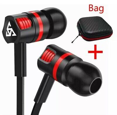 FOR SONY SAMSUNG APPLE HUAWEI ONE PLUS HTC SPORTS IN EAR EARPHONES HEADPHONES