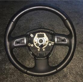 Audi A3 04-13 Multifunction Steering Wheel