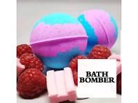 Bath bombs boxed Now bigger