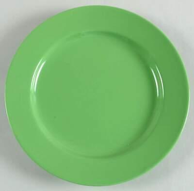 Waechtersbach FUN FACTORY GREEN APPLE (MADE IN CHINA) Salad Plate 8927037 Waechtersbach Green Apple