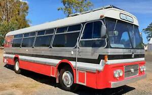 32.8ft BEDFORD BUS MOTOR HOME, DIESEL, TOILET, SHOWER, SOLAR, AIRCON Deception Bay Caboolture Area Preview