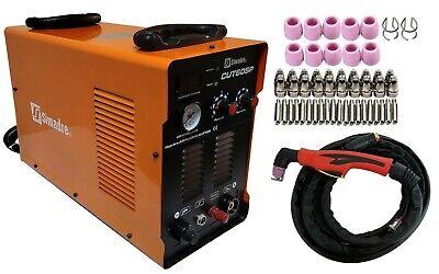 Plasma Cutter 52 Cons Pilot Arc Simadre 60sp 60amp 34 Cut Power Simg60 Torch