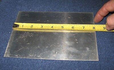 132 Aluminum Sheet Plate 8 X 5 12