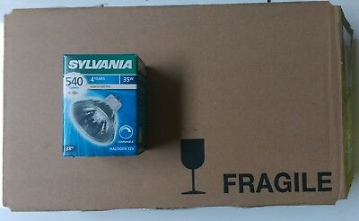 SYLVANIA box (15 items) light bulb. Halogen (Sylvania-box)