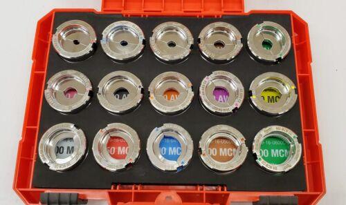 Milwaukee 49-16-KITC #8 600 MCM Copper U-Style Die Kit