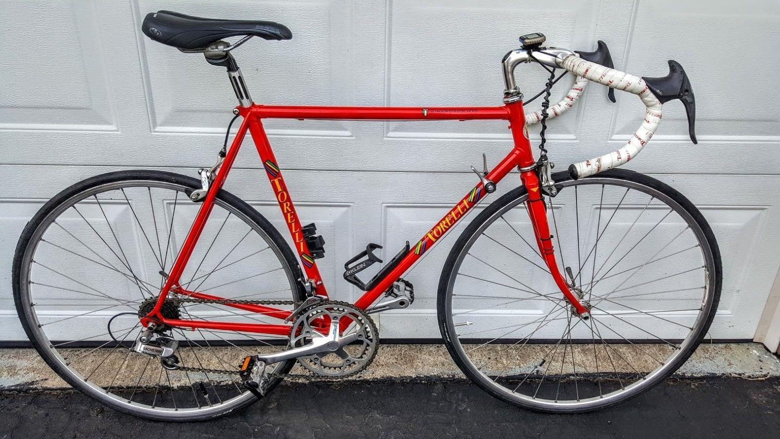TORELLI la bicicletta che vince BICYCLE ITALIAN NICE PREOWNED