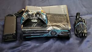 Microsoft Xbox 360 Slim Halo 4 Limited Edition Console (320GB) With 5 Games