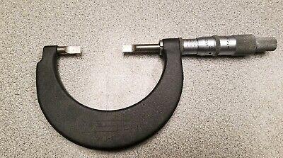 Spi 1-2 Blade Micrometer Very Good
