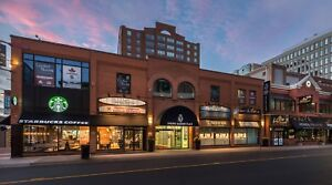 LET YOUR BRAND BE SEEN – STREET LEVEL RETAIL SPACE AVAILABLE