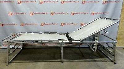 Westcot Functional Needs Medical Triage Bed Adjustable Iv Pole General Use Cot