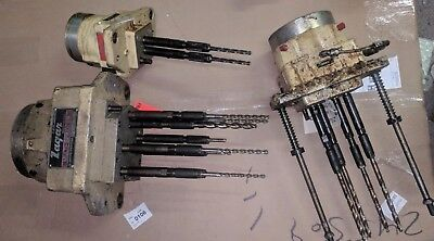 Lot 3 Zagar Multi Spindle Drill Heads Only