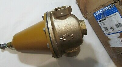 New Watts 1-12 Lf223 High Capacity Water Pressure Regulator 50-psi 0298568