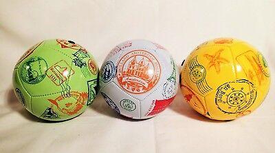 Mini-Handball Beachball Kinderball Miniball Fußball Ball blau/grün/gelb Gr0/48cm ()