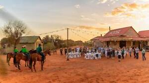 Housekeeper for B&B & event centre in Alice Springs