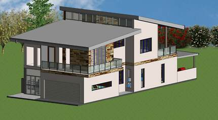 Drafting services Sydney - Granny flat - building design