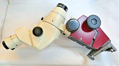 Olympus Sz3060 0.9 To 4.0x Stereo Zoom Microscope 10x22 Eyepieces Wsz-stp