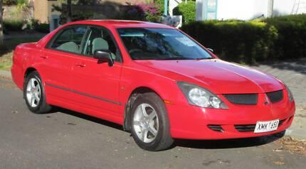 2004 Magna Sedan Top Condition