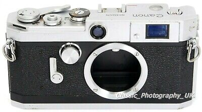 RARE! CANON VL - 35mm Rangefinder Camera Body ONLY made in 1956 - FULLY Working!