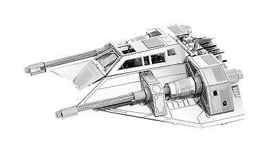 Snowspeeder Star Wars 3D-Metall-Bausatz Silver-Edition Metal Earth 1258