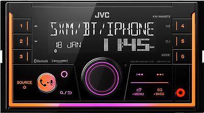 JVC KW-X840BTS Double Din Digital Media Car Receiver/Stereo