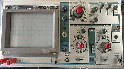 Aws 620c Oscilloscope 20mhz