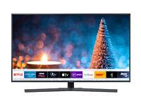 Samsung UE43NU7400 43 Inch Dynamic Crystal Colour Smart 4K TV