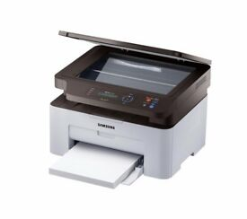 Samsung Xpress M2070W Monochrome Wireless Laser Printer refurbished with 30% toner remaining great!