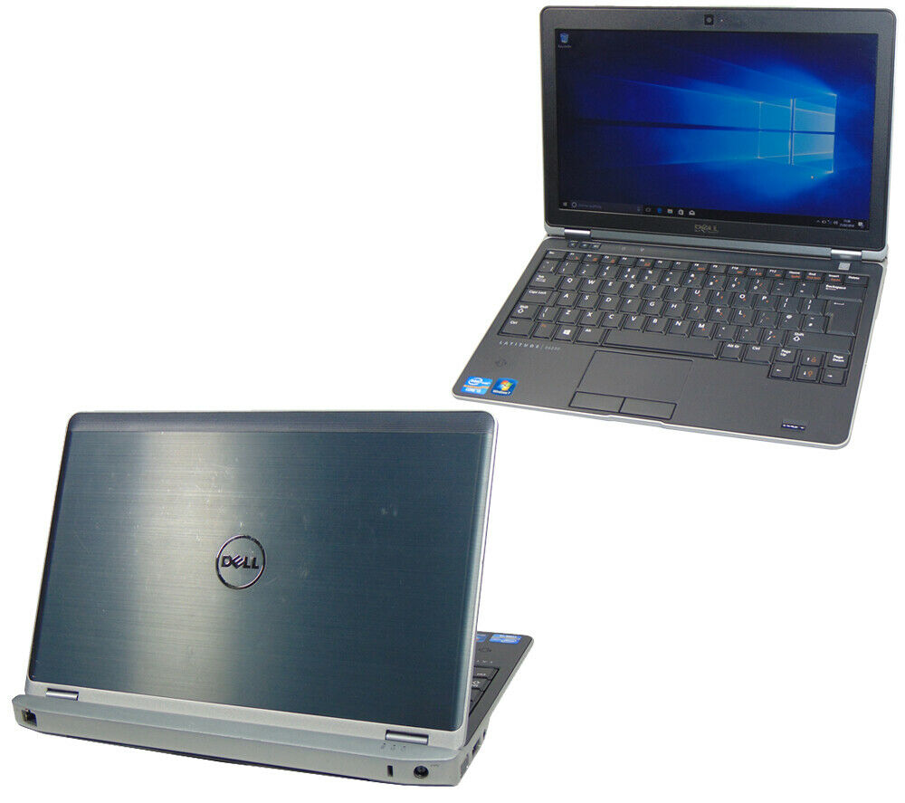 Laptop Windows - Dell Latitude E6220 Core i3 2.20GHz 16GB Ram 120GB SSD HDMI Windows 10 Laptop