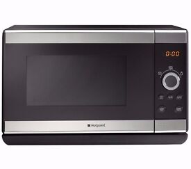 New HOTPOINT MWH2322XUK Microwave with Grill Stainless Steel Was: £129.99