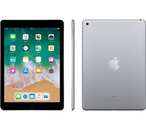 Apple iPad (6Gen) 2018 -*SpaceGrey*-128GB -$500 Brand New!!