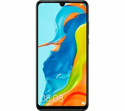 Android Phone - HUAWEI P30 Lite128 GB Android Mobile Smart Phone, Black - Currys