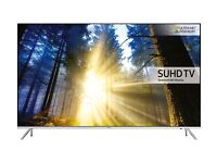 new Samsung 4k smart LED TV UE55ks7000