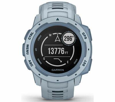 GARMIN Instinct Smartwatch - Seafoam - Currys