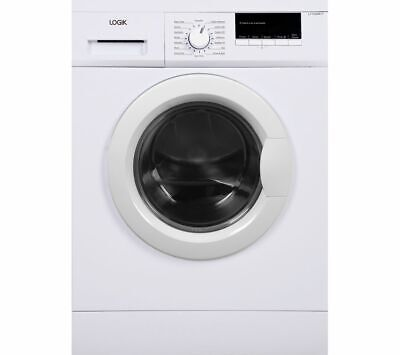 LOGIK L714WM17 7 kg 1400 Spin Washing Machine - White - Currys