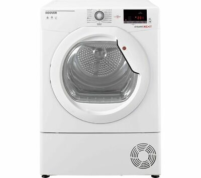 HOOVER Dynamic Next DX C10DG NFC 10 kg Condenser Tumble Dryer - White - Currys
