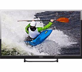 """Sealed SEIKI SE32HD07UK 32"""" LED TV"""