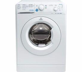 Indesit Washing Machine for sale, hardly used