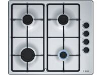 Bosch Stainless Steel Gas Hob PBP6B5S80 Brand New in Packaging