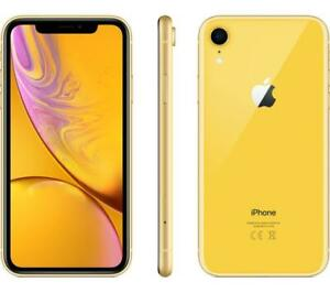 *!*SALE*!* Apple iPhone XR 64GB UNLOCKED Yellow